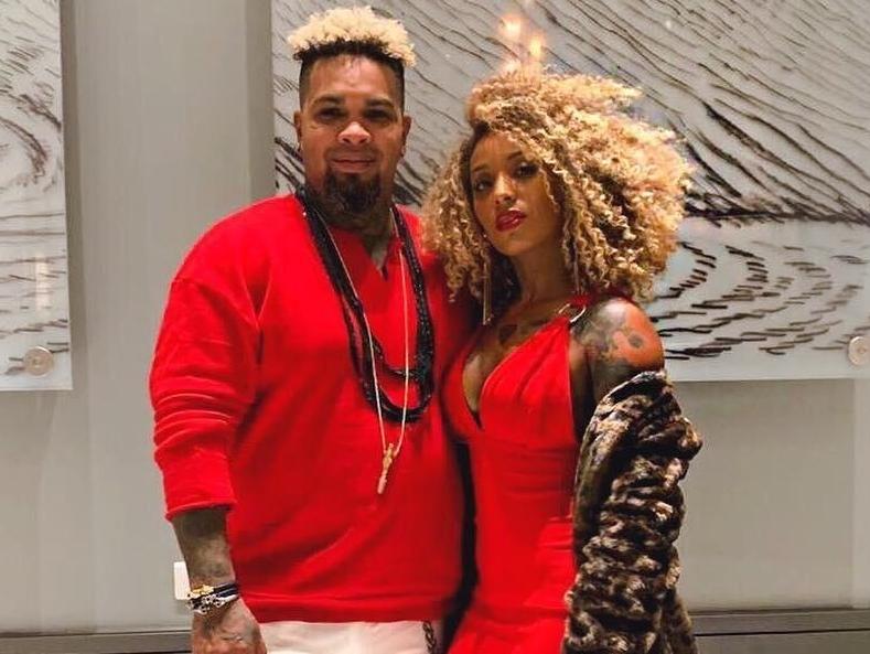 Nanah acusa cantor Rodriguinho de agressão