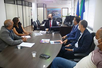 Jaboatão, Olinda e Recife articulam ações integradas para segurança pública