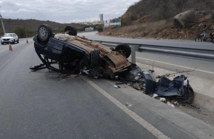 Acidentes de trânsito matam 11 pessoas no fim de semana em Pernambuco