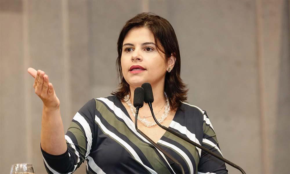 Priscila Krause defende unidade da Oposição para 2022 e diz que é precisodiscutir PE hoje