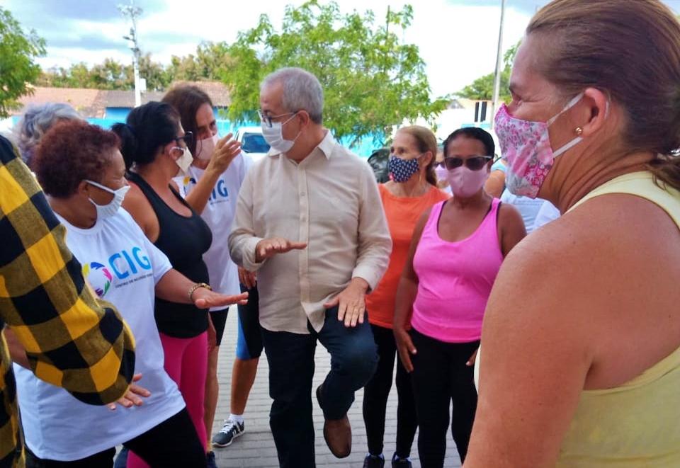 Gravatá: Padre Joselito continua humilde e simpático mesmo após as eleições