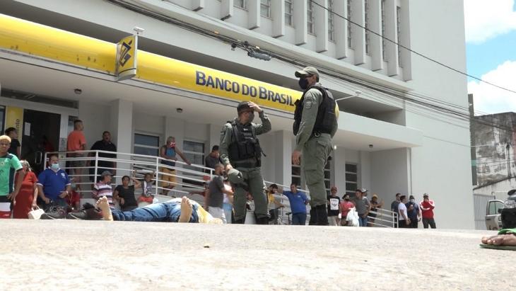 Segurança de agência do Banco do Brasil é morto a tiros em frente ao local de trabalho