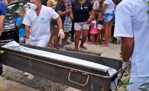 Homem assassinado a tiros no Residencial Bezerra Torres, em Caruaru