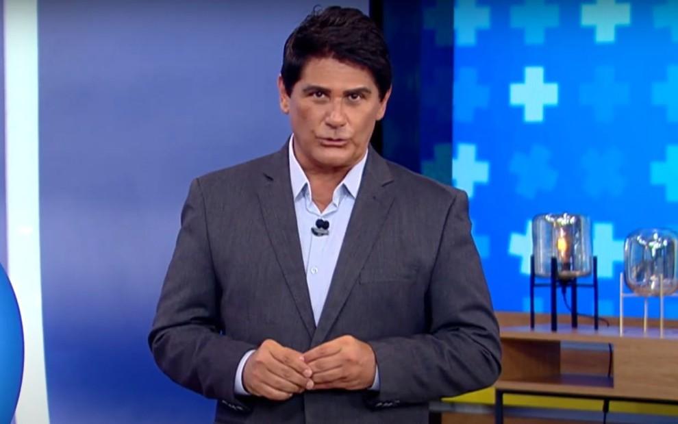César Filho tem piora e precisa ser internado com complicações da COVID-19