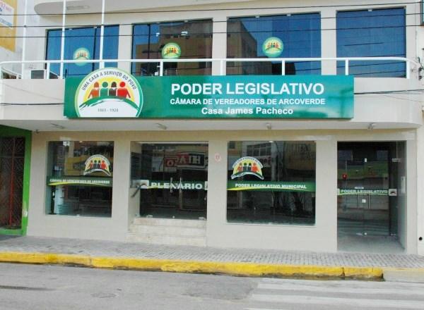 Câmara de Arcoverde realiza sessão ordinária nesta segunda (8) com transmissão virtual