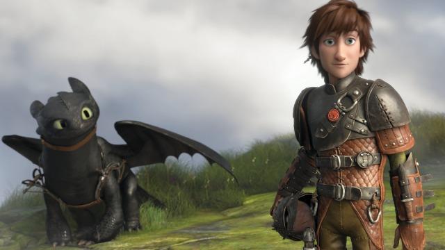 Globo exibe neste domingo o filme: Como Treinar Seu Dragão 2, na Temperatura Máxima