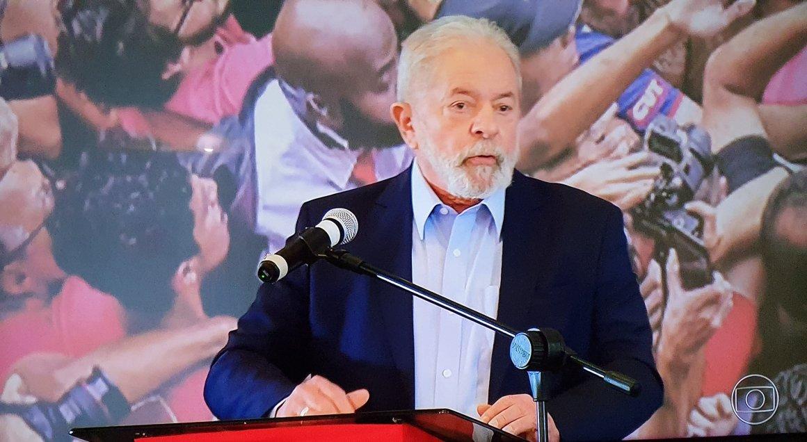 Jornal Nacional destaca fala de Lula em reportagem de 12 minutos em Rede Nacional