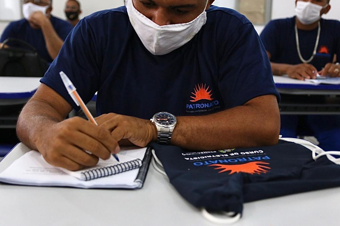 Recolhimento das assinaturas do Patronato Penitenciário permanece suspenso até julho
