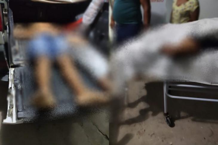 Triplo homicídio registado no interior de Pernambuco; vítimas bebiam na frente de uma residência