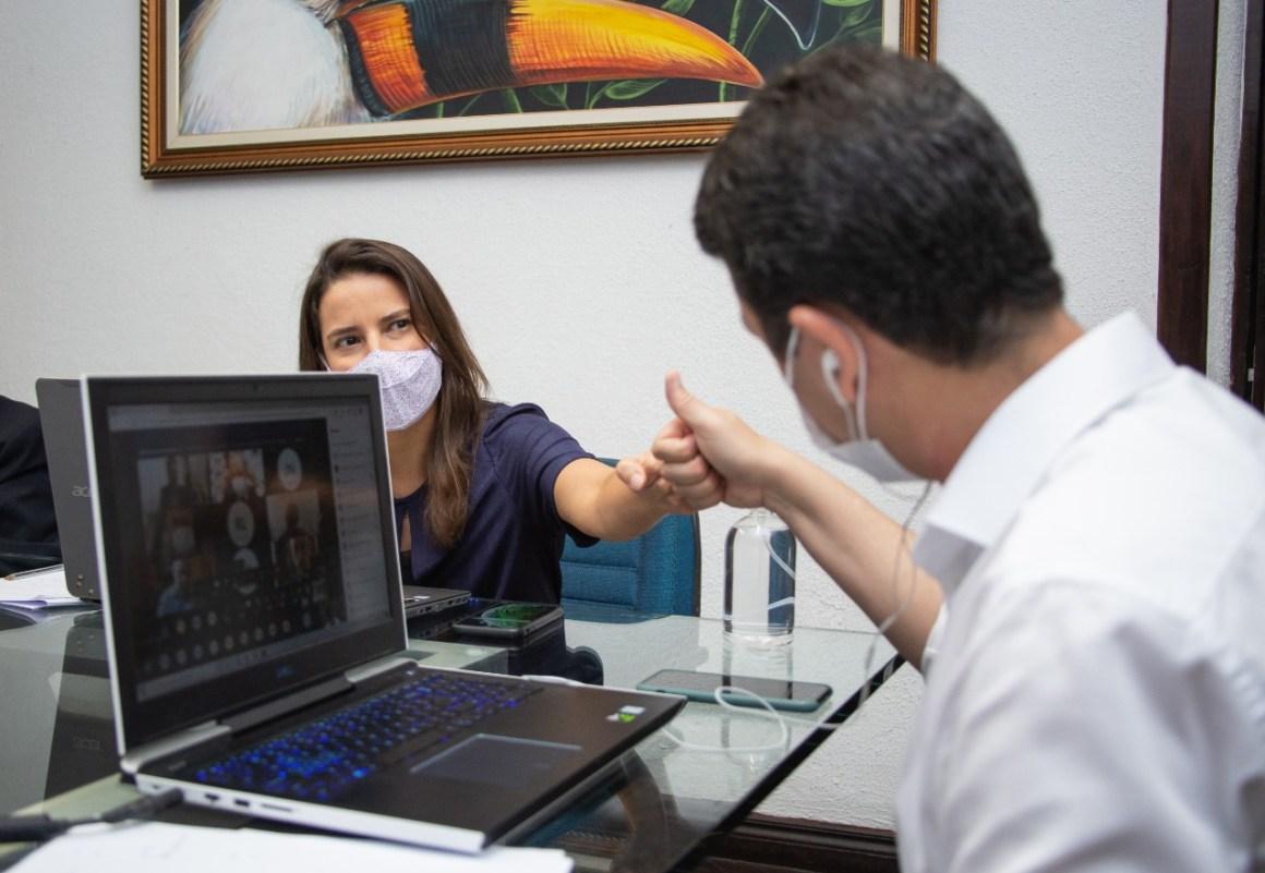 Bruno Araújo diz que posse de Raquel Lyra e filiação de Armando representam um novo momento para o PSDB de Pernambuco