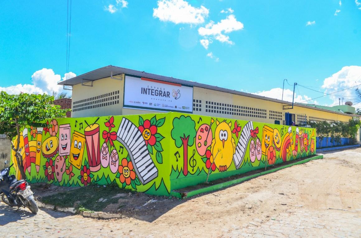 Gravatá: comunidade do Bairro Novo é contemplada com Espaço Integrar