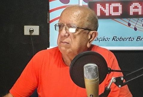 Gravatá: morre saudoso radialista Roberto Brandão