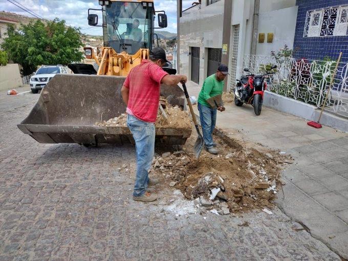 Ações de Serviços Públicos são intensificadas pela Prefeitura de Arcoverde