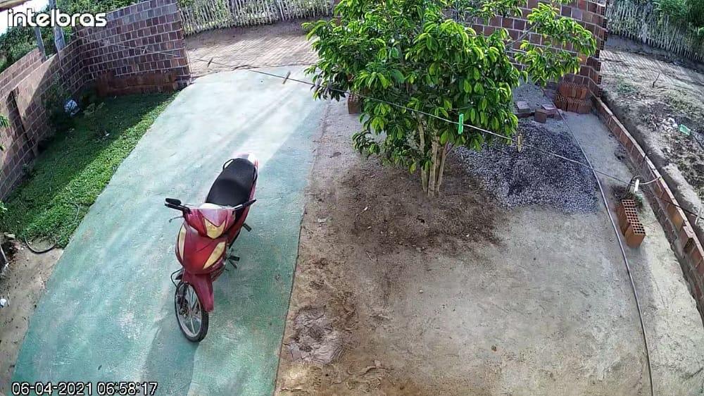 Gravatá: motocicleta furtada no centro da cidade