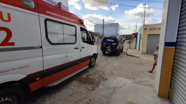 Balanço: 9 homicídios em Pernambuco nesta segunda-feira; Irmãs são baleadas em Pesqueira e uma morre