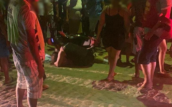 Menina de 8 anos morre após ser atropelada por caminhão de gás em Vitória de Santo Antão