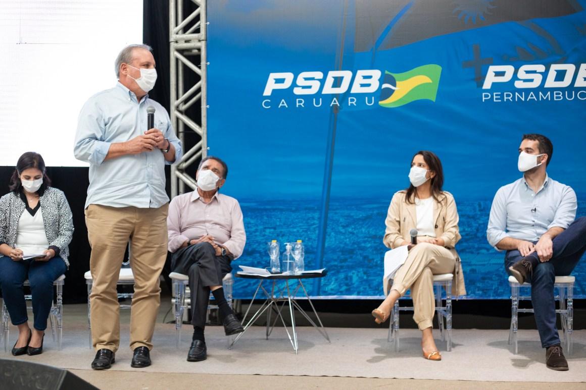 armando monteiro fala no evento com eduardo leite em caruaru1 13082021 1