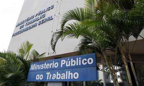 ministerio publico do trabalho no distrito federa