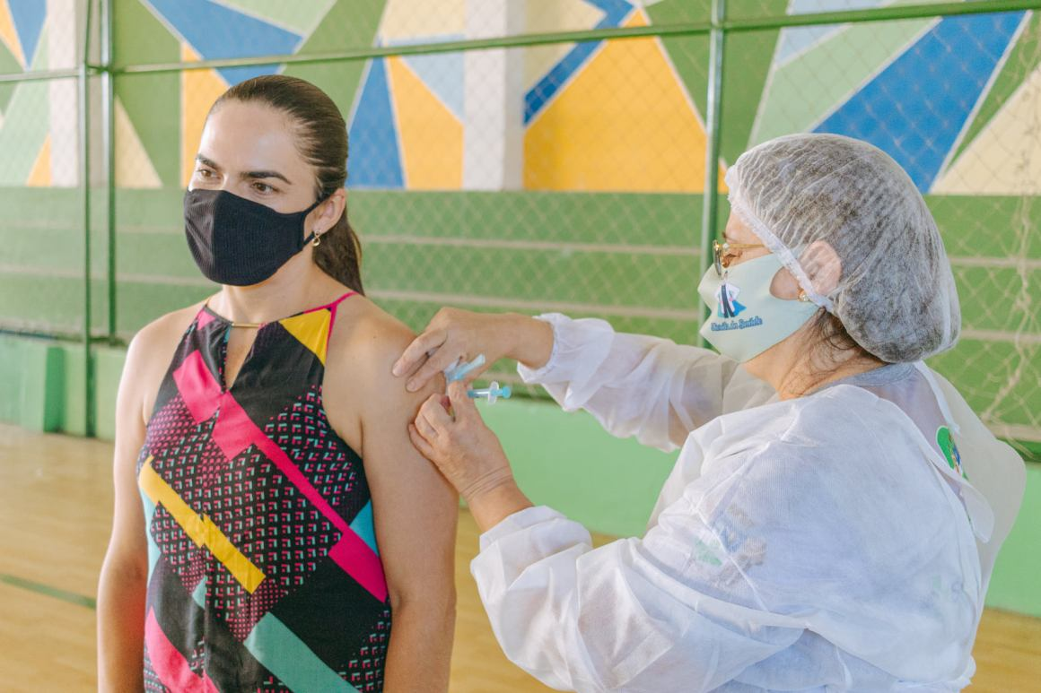 vacina camocim foto autorizada