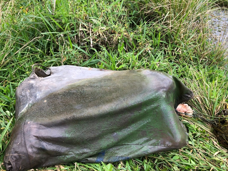 corpo encontrado barragem do cajueiro agreste violento 2