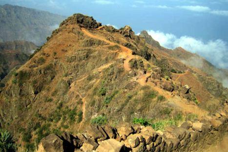 Wyspy Zielonego Przylądka - Santo Antao