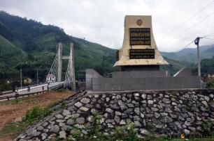 Dakrong Bridge - legendarny Szlak Ho Chi Minh. (loswiaheros.pl)