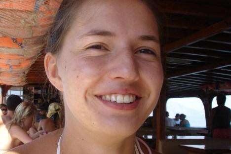 Hania Suberlak (Fot. archiwum prywatne)