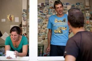 Holandia, Francja, Japonia, Niemcy i Izrael. Pary, małżeństwa i Samotni Jeźdźcy - w Samarkandzie spotkaliśmy wielu rowerzystów. (Fot. Robb Maciag)