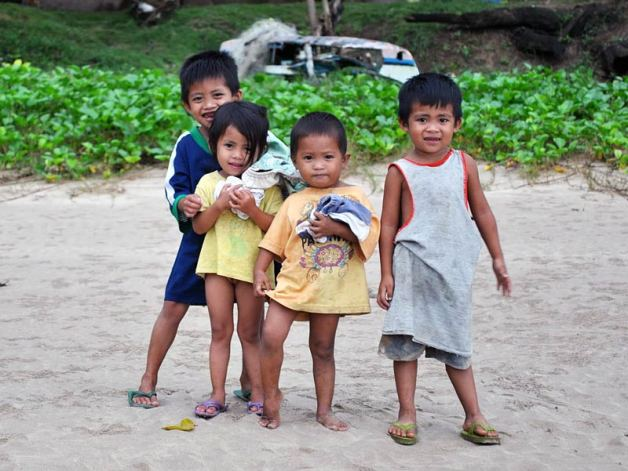 Dzieciaki z Filipin