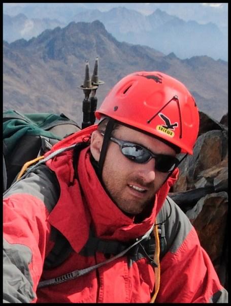 Marcin Kruczyk, lider wyprawy Explore Apolobamba. (Fot. Z archiwum wyprawy)