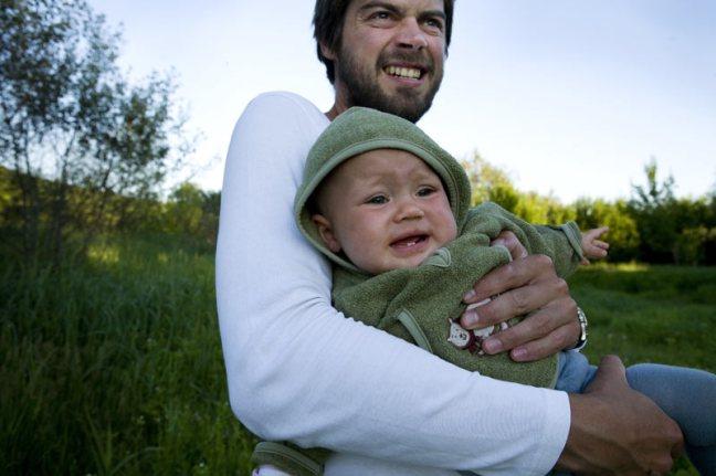 Podróż z dzieckiem - Hanka i Thomas