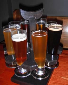 Lokalne piwa w Quebecu są bardzo smaczne