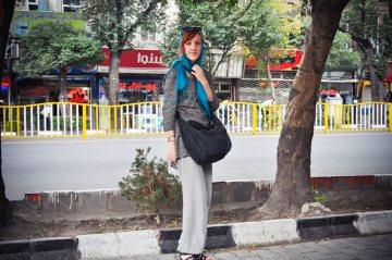 Zasady ubioru w Iranie obowiązuja także turystów