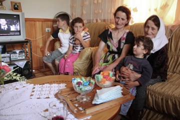 Albańska rodzina