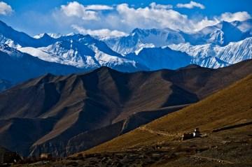 Zdjęcia z Królestwa Lo na północy Nepalu
