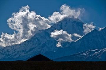 Zdjęcia z podróży w Himalaje. Ośmiotysięcznik Dhaulagiri.