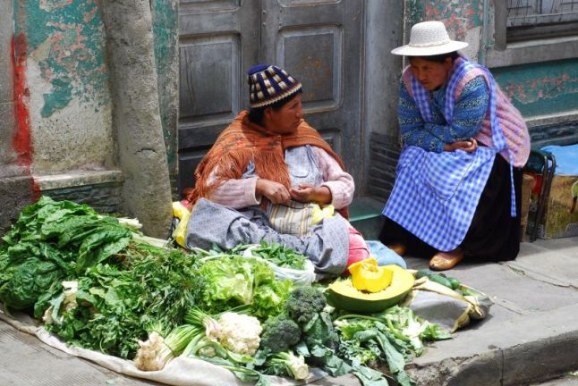 La Paz - Mercado Negro (fot. Filip Choma).