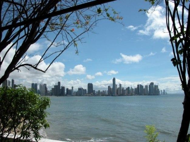 Panama City centrum