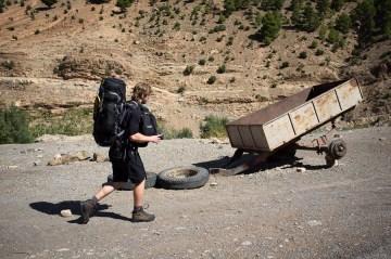 Wędrówka w Góry Atlas