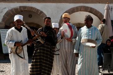Afrykanie uwielbiaja muzykę