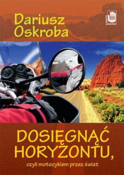 Okładka ksiażki Dariusza Oskroby