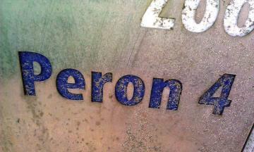 Peron4 na jednej ze stacji