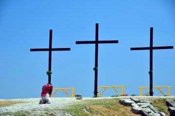 Krzyże na wzgórzu, Filipiny