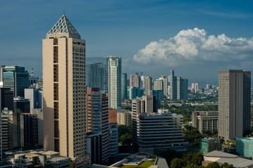 Manila to biznesowe centrum Filipin