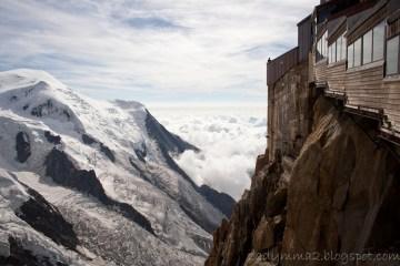 wysokogórski krajobraz