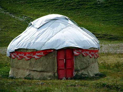 Jurta kirgiska