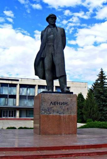Naddniestrze - Lenin wiecznie żywy