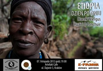 Spotkanie z podróznikami - Etiopia