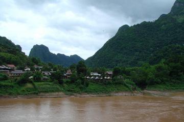 Wschodnia stronia rzeki