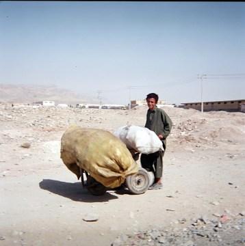 Afgański dzieciak